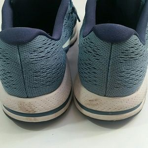 Nike Shoes - Nike Sneakers Zoom Running Shoes Blue 9